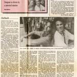 Oakland Tribune August 1989