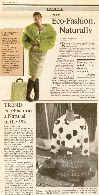 Los Angeles Times January 1990