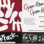 Open Hands • Open Hearts