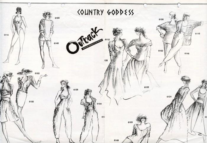 Country Goddess