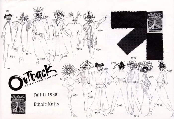 Ethnic Knits
