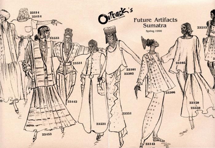 Future Artifacts Sumatra