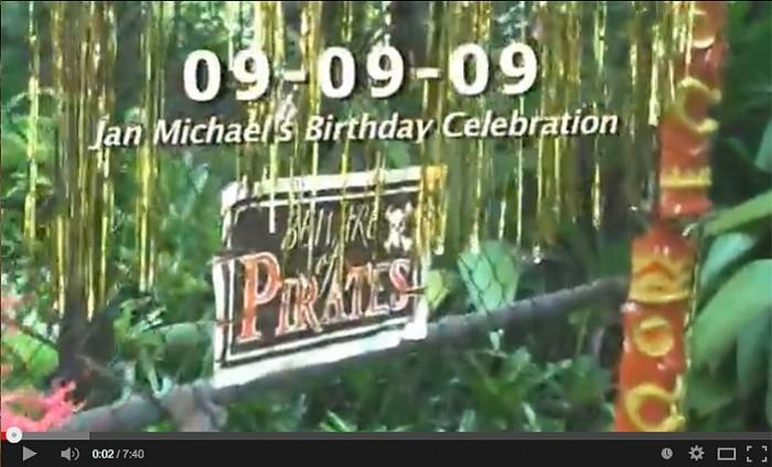 09-09-09 Birthday in Hana Maui 2009