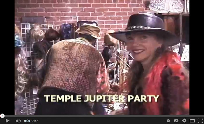 Temple Jupiter Party 2004