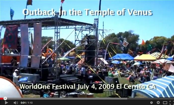 World One Festival 2009